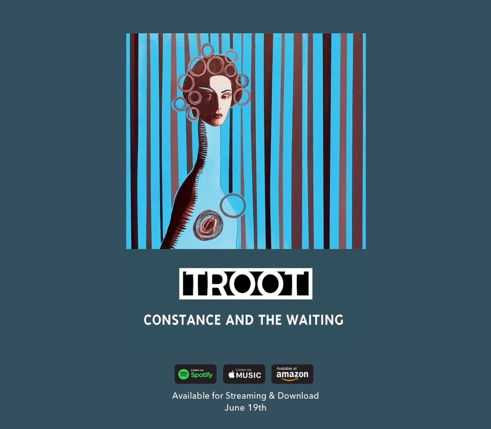 Constance and the Waiting - Available Now! – Troot Music